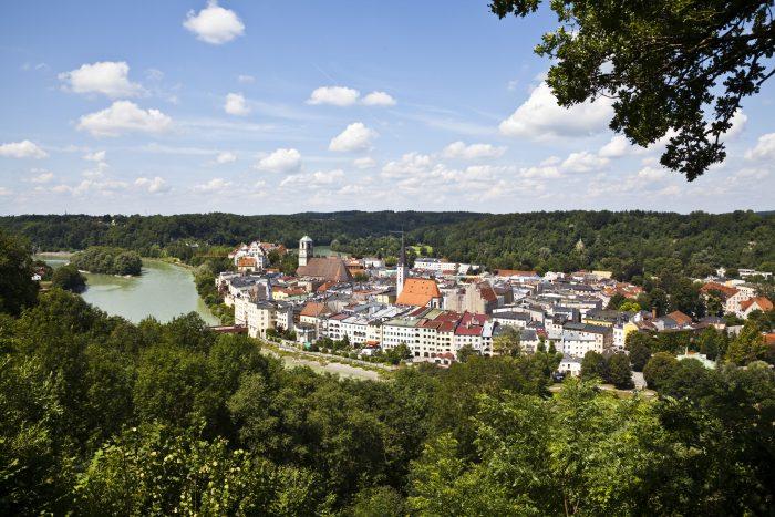 Ausflüge Chiemgau Wasserburg Obing